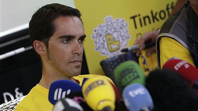 Alberto Contador: «El doblete Giro-Tour no es imposible»