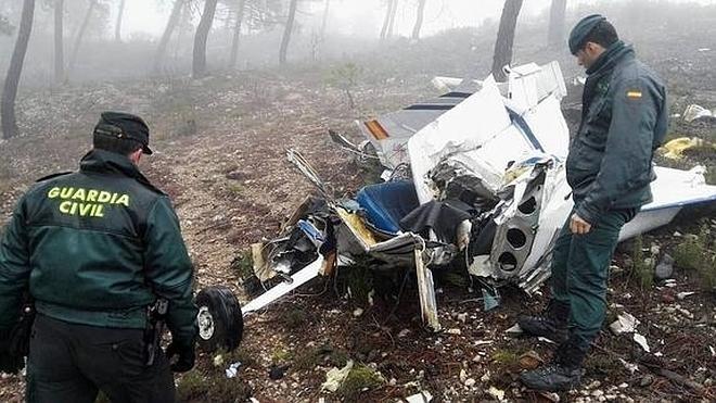 Hallan muerto al piloto de la avioneta desaparecida en Jaén