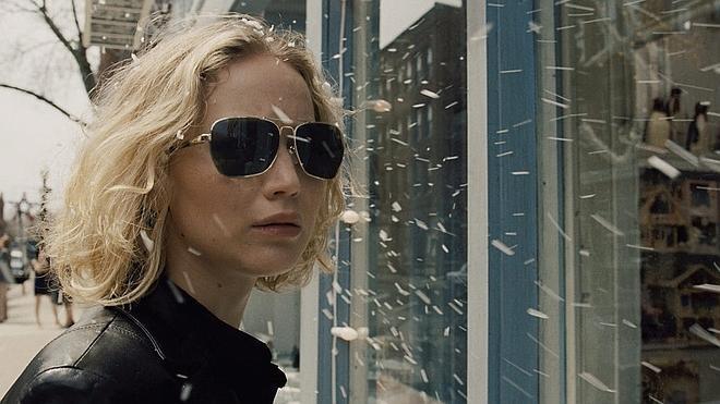 Jennifer Lawrence, de niña a mujer