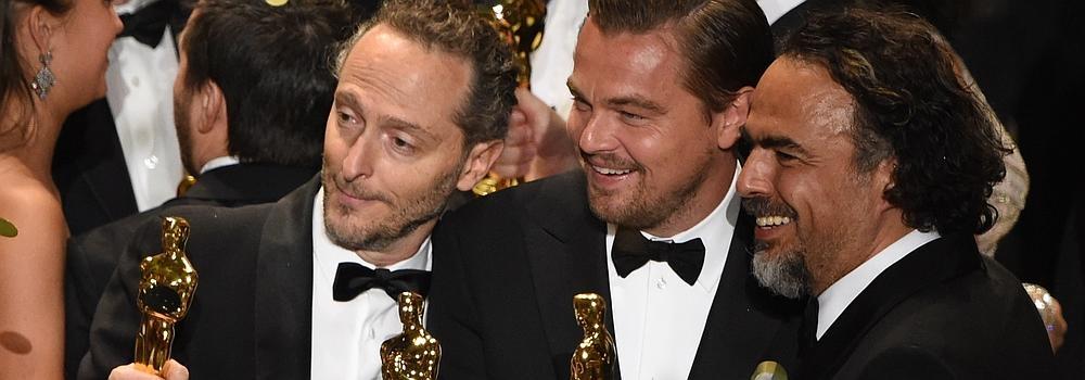 'Spotlight' da la sorpresa en unos Oscar que coronan a DiCaprio