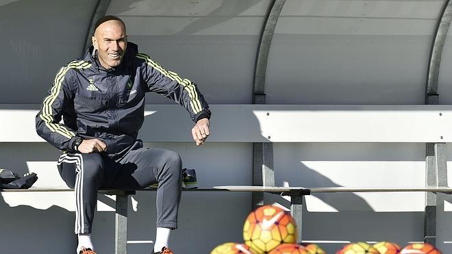 Zidane quiere a Keylor... y que pare menos