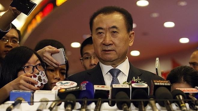 El magnate chino Wang Jianlin se perfila como el próximo rey del deporte mundial