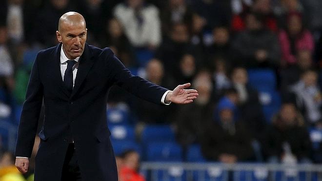 Zidane: «Jugando así podemos hacer grandes cosas»
