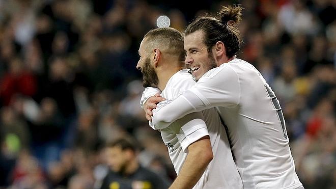 Bale: «Si ganamos el clásico, la Liga aún es posible»