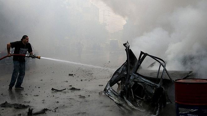 Muere un alto cargo de Al Fatah en un atentado en el Líbano