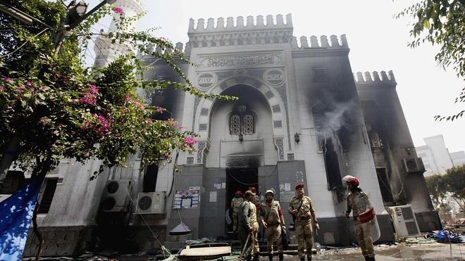 Las fuerzas de seguridad jordanas cierran la sede de los Hermanos Musulmanes
