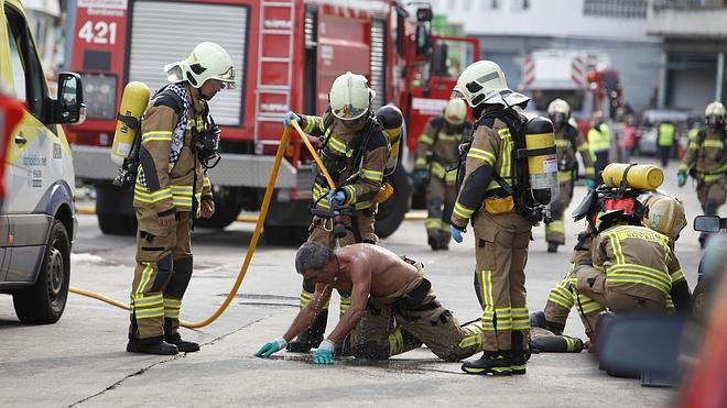 Los accidentes en el trabajo se disparan en 2015