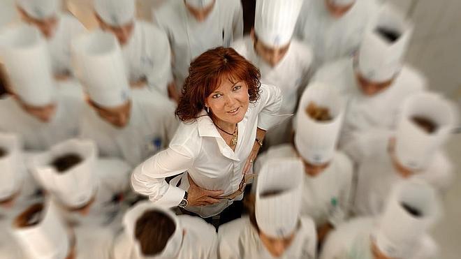 Luto en la cocina española por la muerte de Mey Hofmann