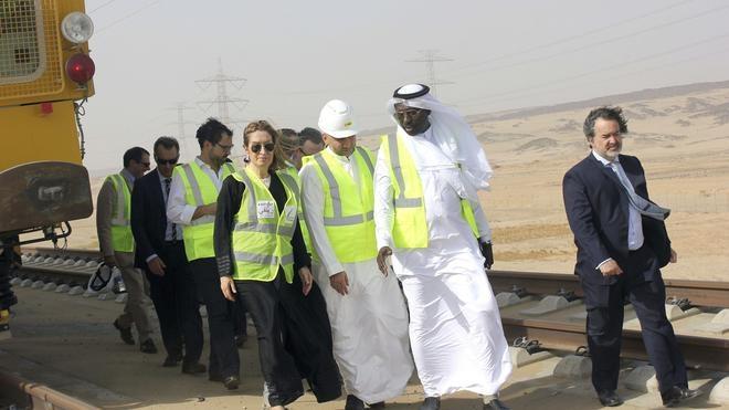 El consorcio del AVE a La Meca tendrá catorce meses más para acabar la obra