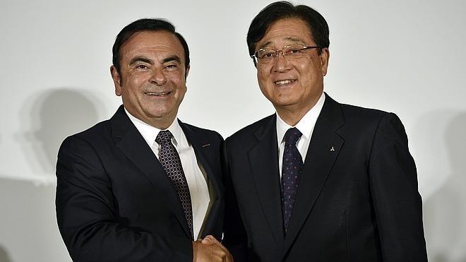Nissan ultima la compra del 34% de Mitsubishi Motors