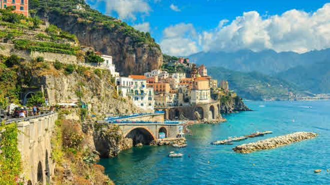 Lo mejor de la Costiera Amalfitana en siete días