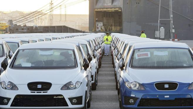La facturación de los fabricantes de coches crece un 18% hasta casi 61.000 millones de euros