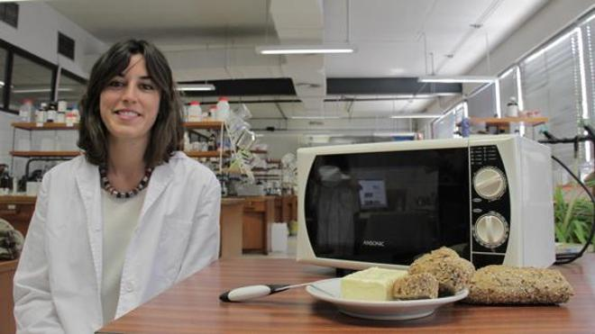 Patentan un cuchillo para cortar la mantequilla que puede calentarse en el microondas