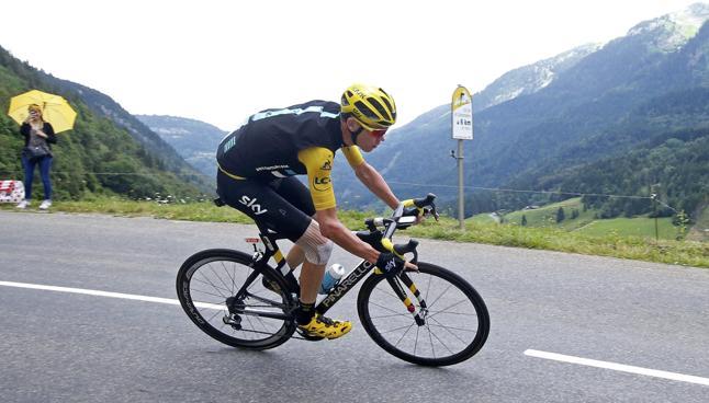 Froome anuncia su intención de correr la Vuelta a España