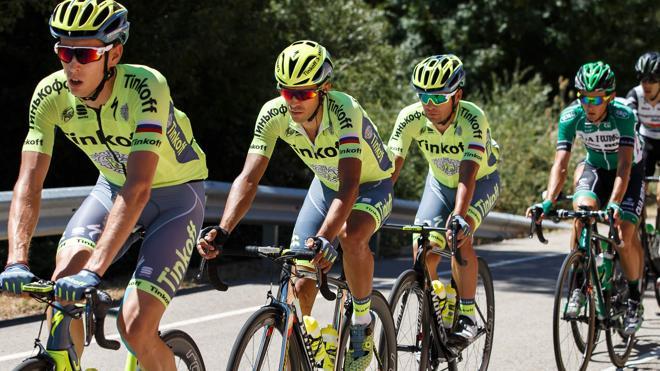 Contador: «Espero llegar perfecto a la Vuelta a España»