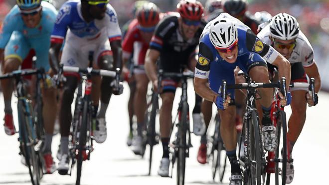 Meersman gana su segunda etapa, Atapuma sigue líder