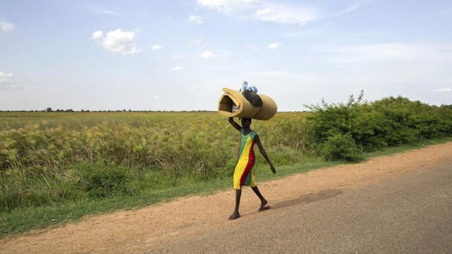 Más de un millón de personas han huido de Sudán del Sur desde la independencia