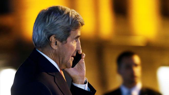 EE UU deja la puerta abierta a un alto el fuego en Siria en los próximos días