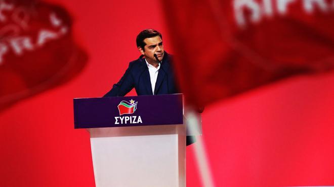 Tsipras sale reforzado como líder de Syriza de cara a la evaluación del rescate a Grecia