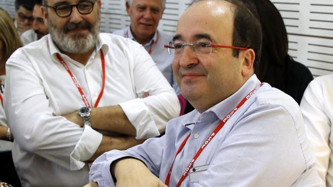El PSC descarta romper con el PSOE pese a mantenerse en el 'no' a Rajoy