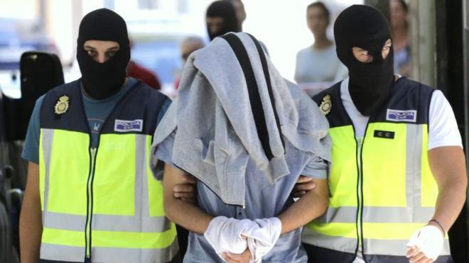 Piden 10 años de cárcel para presunto yihadista que coordinaba una filial del Estado Islámico