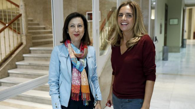 Los díscolos del PSOE alegan que votar en conciencia era un «derecho innegable»