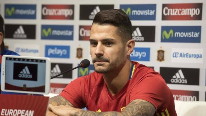 Vitolo: «Lopetegui y Sampaoli tienen la misma filosofía»
