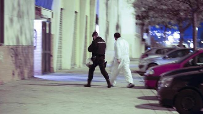 Prisión provisional para los dos detenidos por la muerte de una joven disparada en Granada