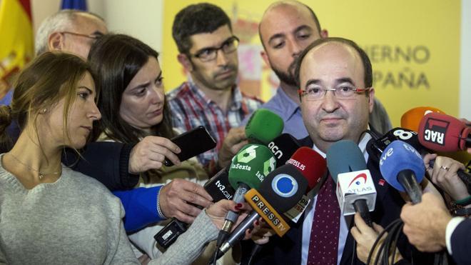 Iceta desea que el Congreso del PSOE sea en primavera y no se posicionará con ningún candidato