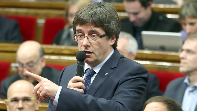 Puigdemont insiste: habrá referéndum «como muy tarde» antes de octubre