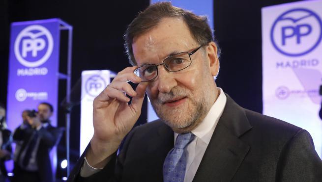 Rajoy reitera a Puigdemont que el Constitucional pide «cumplir la ley»