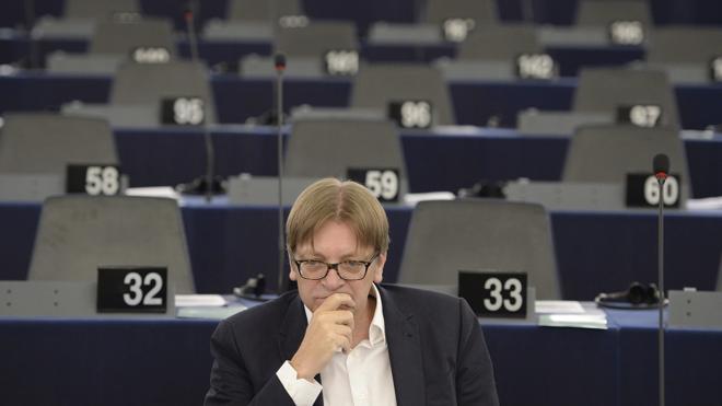 Los liberales europeos cierran la puerta al Movimiento 5 Estrellas de Beppe Grillo