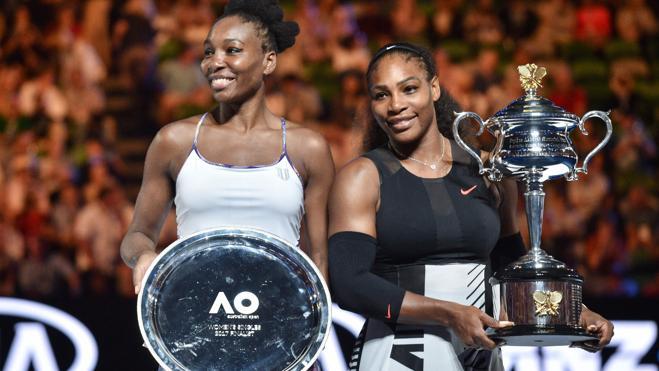 Serena no tiene piedad de su hermana
