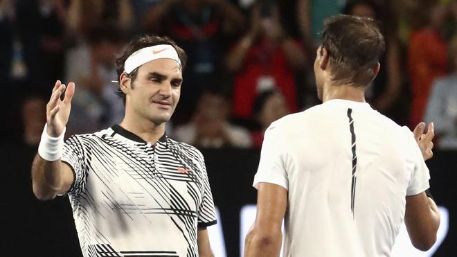 Federer: «Nadal también se merecía el título»