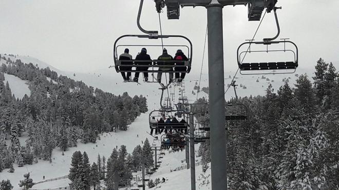 La oferta más atractiva de la nieve española