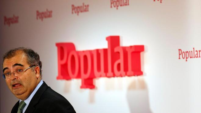 Banco Popular pierde 3.485 millones en 2016