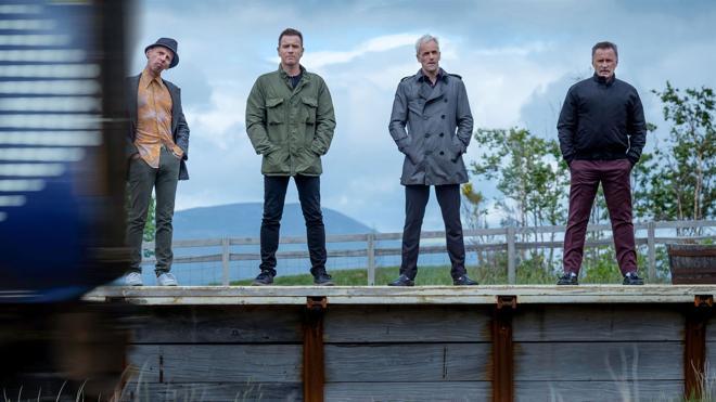 Llegan al cine 'T2 Trainspotting', 'Fences' y la comedia 'Es por tu bien'