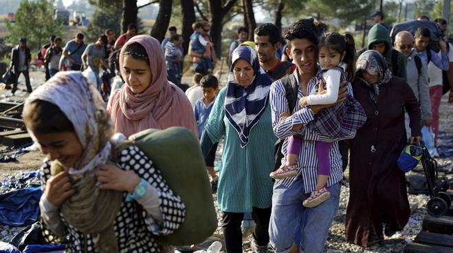 España tiene ya 1.141 refugiados