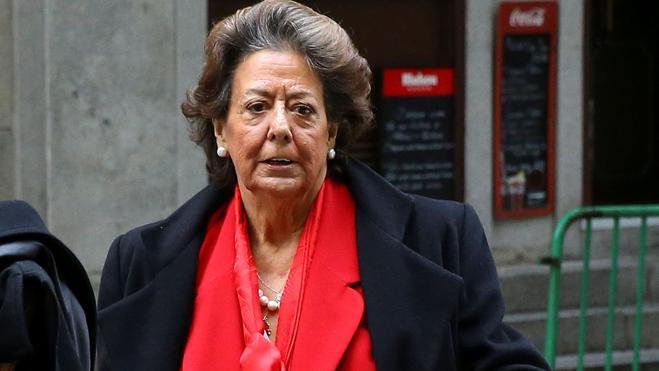 El Constitucional admite el recurso del PP contra la ley valenciana para revocar a senadores