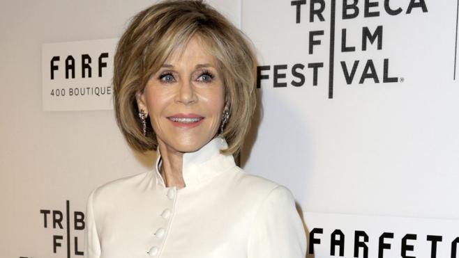 Jane Fonda revela que fue violada y sometida a abuso sexual de niña