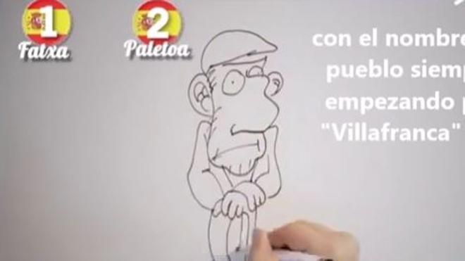 Un programa de ETB tacha a los españoles de fachas y chonis
