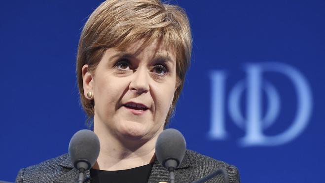 Escocia inicia los trámites para un segundo referéndum de independencia