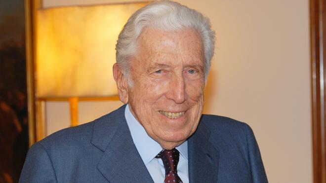Fallece a los 97 años Pere Mir, el gran mecenas de la ciencia española