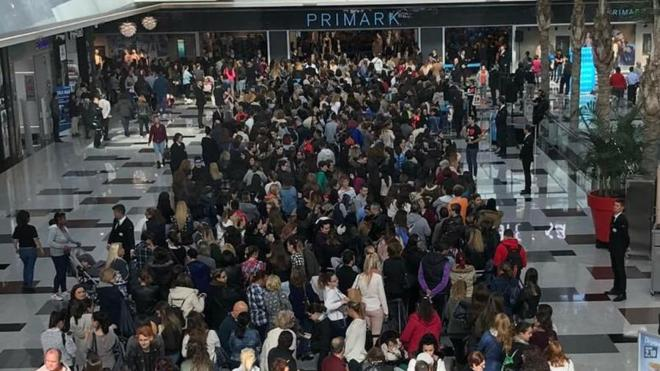 Primark inaugura su segunda tienda más grande de España en Granada