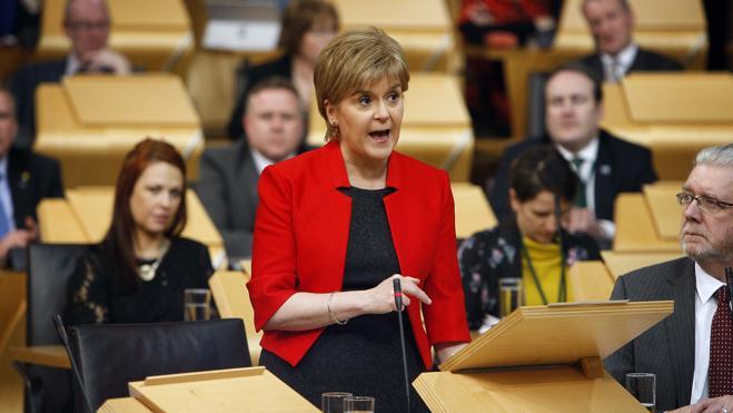 El Parlamento escocés votará el referéndum de independencia el martes