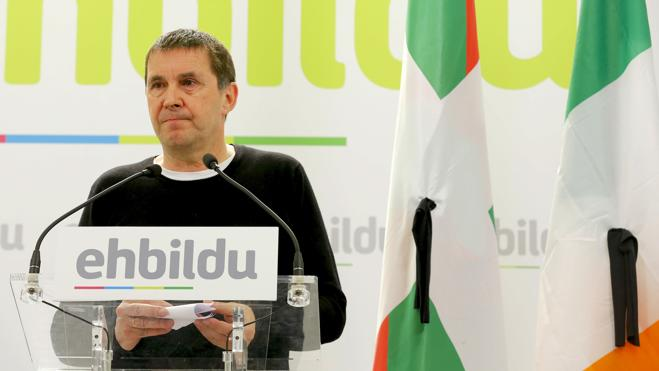 Otegi pide que «se saboree» el «acontecimiento histórico» del desarme de ETA