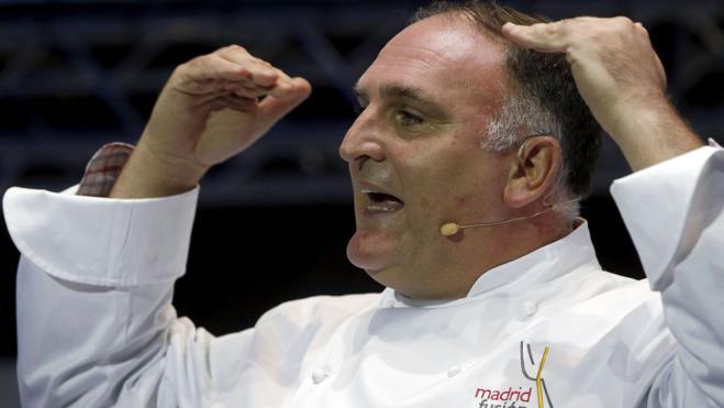Mediapro ficha al chef José Andrés para desarrollar contenidos
