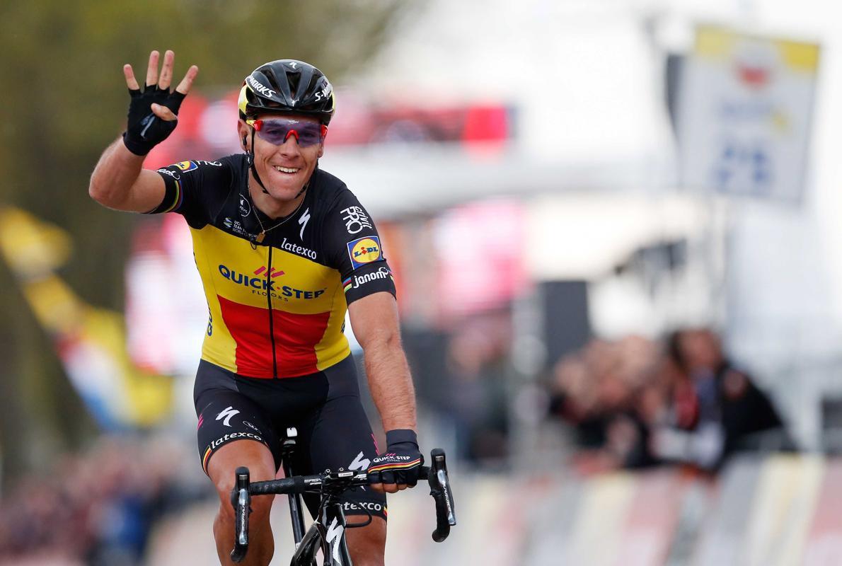 Gilbert se pierde el Giro por su lesión de riñón