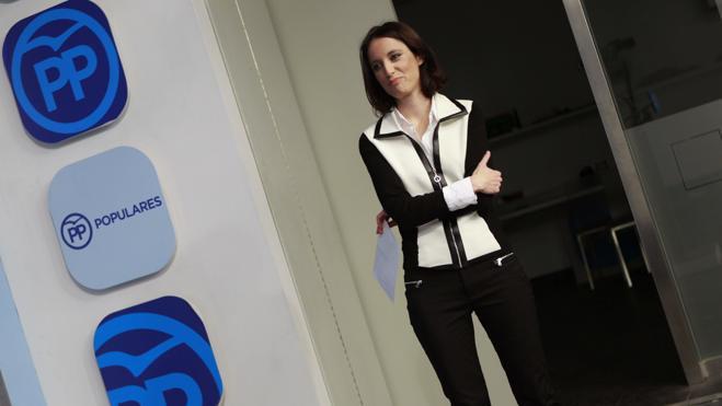 Andrea Levy defiende la «honorabilidad del PP» pese a quienes utilizan sus siglas