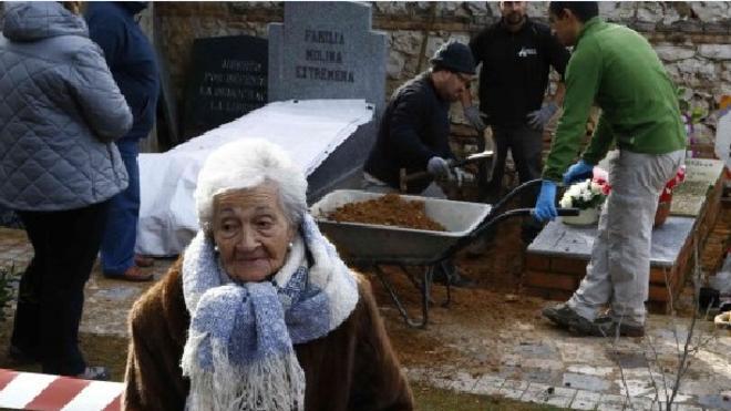 Segunda exhumación en Guadalajara para buscar los restos de un fusilado por el franquismo